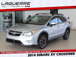 Used 2014 Subaru XV Crosstrek 5dr CVT 2.0i w-Sport Pkg for sale in Victoriaville, QC