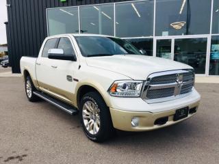 Used 2016 RAM 1500 Longhorn for sale in Ingersoll, ON