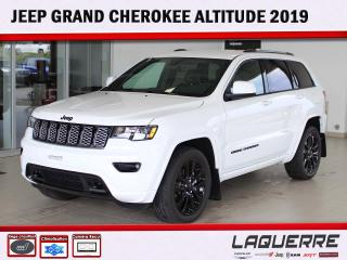Used 2019 Jeep Grand Cherokee Altitude **41 995$** for sale in Victoriaville, QC
