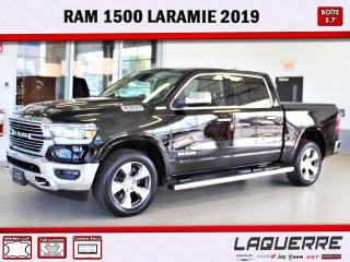 Used 2019 RAM 1500 Laramie for sale in Victoriaville, QC