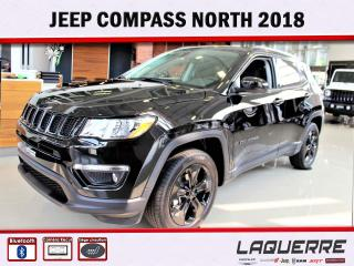 Used 2018 Jeep Compass North *4X4* for sale in Victoriaville, QC