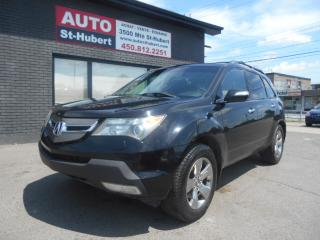 Used 2007 Acura MDX for sale in St-Hubert, QC