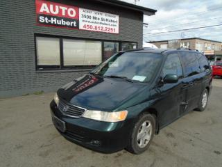 Used 2000 Honda Odyssey for sale in St-Hubert, QC