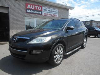 Used 2008 Mazda CX-9 GT AWD ** 7 PLACES ** for sale in St-Hubert, QC