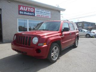 Used 2008 Jeep Patriot for sale in St-Hubert, QC