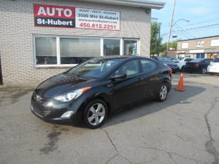 Used 2012 Hyundai Elantra GLS for sale in St-Hubert, QC