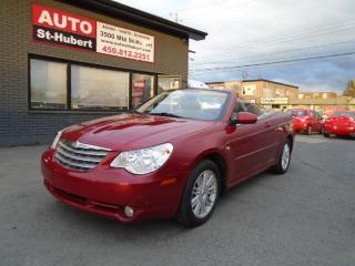 Used 2008 Chrysler Sebring for sale in St-Hubert, QC