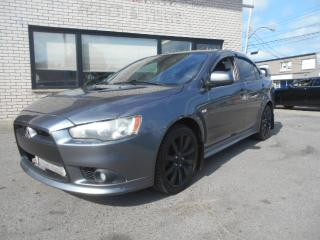 Used 2009 Mitsubishi Lancer Ralliart LANCER AWC for sale in St-Hubert, QC