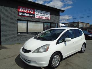 Used 2009 Honda Fit for sale in St-Hubert, QC