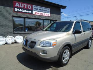 Used 2008 Pontiac Montana for sale in St-Hubert, QC