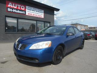 Used 2005 Pontiac G6 GT for sale in St-Hubert, QC