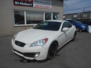 Used 2011 Hyundai Genesis 2.0T for sale in St-Hubert, QC