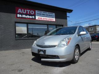 Used 2007 Toyota Prius A/c + Hybride for sale in St-Hubert, QC