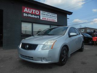 Used 2009 Nissan Sentra for sale in St-Hubert, QC