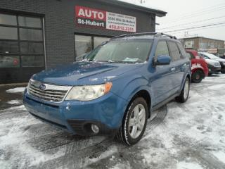 Used 2010 Subaru Forester AWD Limited for sale in St-Hubert, QC