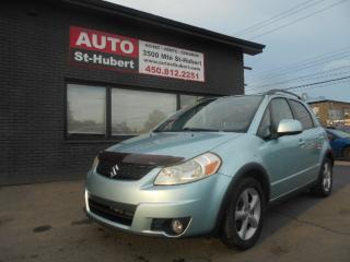Used 2008 Suzuki SX4 JX for sale in St-Hubert, QC