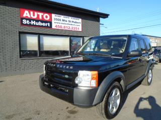 Used 2006 Land Rover LR3 SE 4x4 for sale in St-Hubert, QC