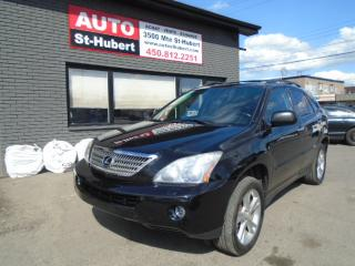 Used 2008 Lexus RX 400h HYBRIDE for sale in St-Hubert, QC