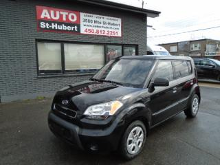 Used 2010 Kia Soul for sale in St-Hubert, QC