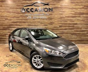 Used 2015 Ford Focus Berline SE 54473KM AUTOMATIQUE 2015 for sale in Ste-Brigitte-de-Laval, QC