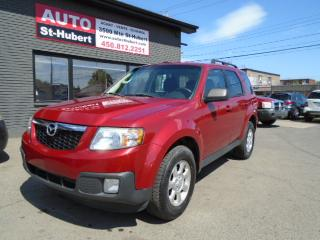 Used 2011 Mazda Tribute GS for sale in St-Hubert, QC
