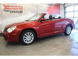 Used 2010 Chrysler Sebring Convertible for sale in Lévis, QC