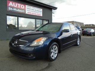 Used 2007 Nissan Altima 2.5S for sale in St-Hubert, QC