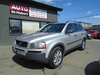 Used 2004 Volvo XC90 for sale in St-Hubert, QC
