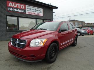 Used 2010 Dodge Caliber for sale in St-Hubert, QC