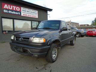 Used 2005 Mazda B-Series B3000 V6 for sale in St-Hubert, QC