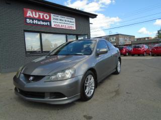 Used 2005 Acura RSX PREMIUM ** MANUELLE ** for sale in St-Hubert, QC