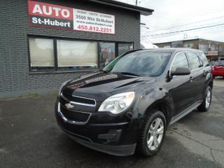 Used 2011 Chevrolet Equinox for sale in St-Hubert, QC