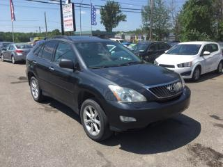 Used 2009 Lexus RX 350 4 RM, 4 portes for sale in St-Jérôme, QC