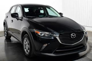 Used 2017 Mazda CX-3 GX A/C BLUETOOTH GROS ECRAN for sale in Île-Perrot, QC