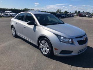 Used 2012 Chevrolet Cruze Ls avec 1sa for sale in Lévis, QC