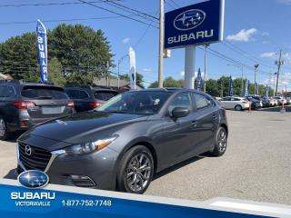 Used 2018 Mazda MAZDA3 Sport GX Manuel for sale in Victoriaville, QC