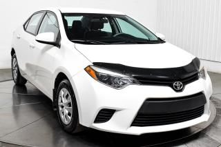 Used 2014 Toyota Corolla EN ATTENTE D'APPROBATION for sale in St-Hubert, QC