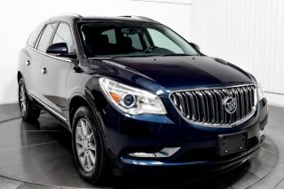 Used 2016 Buick Enclave ENCLAVE CUIR CAMERA DE RECUL for sale in Île-Perrot, QC