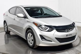 Used 2016 Hyundai Elantra L for sale in Île-Perrot, QC
