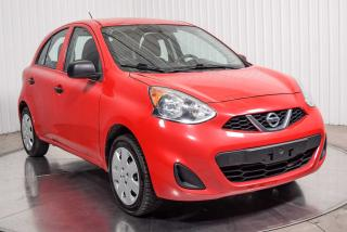 Used 2015 Nissan Micra EN ATTENTE D'APPROBATION for sale in Île-Perrot, QC