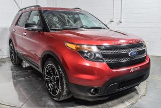 Used 2014 Ford Explorer SPORT CUIR TOIT OUVRANT NAVIGATION AWD for sale in St-Hubert, QC