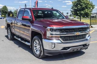Used 2016 Chevrolet Silverado 1500 LT 4WD 5.3L DOUBLE CAB MAGS for sale in Île-Perrot, QC