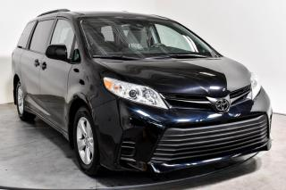 Used 2018 Toyota Sienna CE A/C MAGS CAMERA DE RECUL for sale in Île-Perrot, QC