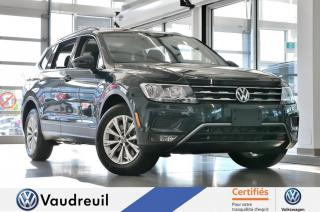Used 2018 Volkswagen Tiguan Trendline 4MOTION * APP-CONNECT * 17 PO for sale in Vaudreuil-Dorion, QC