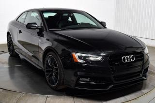 Used 2015 Audi A5 Progressiv S-LINE for sale in Île-Perrot, QC