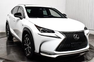 Used 2017 Lexus NX 200t 200T F-SPORT TOIT CUIR for sale in Île-Perrot, QC