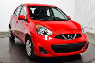 Used 2016 Nissan Micra Sv A/c Bluetooth for sale in Île-Perrot, QC