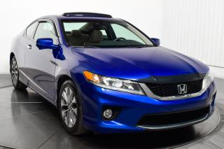 Used 2015 Honda Accord COUPE EX-L CUIR TOIT MAGS NAV for sale in Île-Perrot, QC