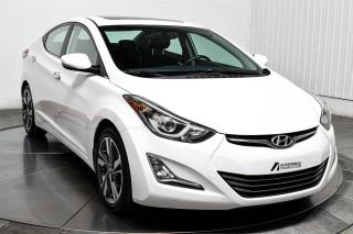 Used 2016 Hyundai Elantra Ltd Cuir Toit Mags for sale in Île-Perrot, QC