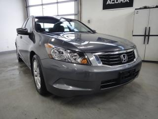 Used 2009 Honda Accord EX-L MODEL,NO ACCIDENT ALL SERVICE RECORDS for sale in North York, ON